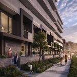 lawn & yard of M City Condos pre constuction condos & real estate