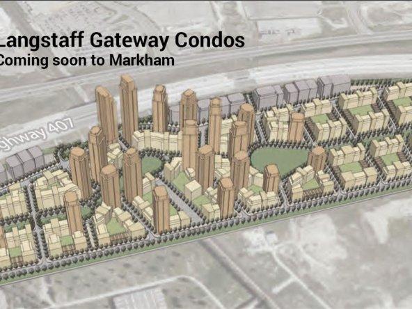 Langstaff Gateway Markham 1