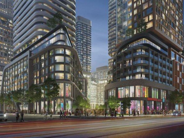 Dundas & Bloor Toronto 1