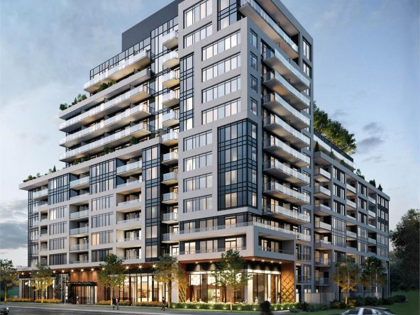 Upper West Side Condos at Oakvillage Oakville 1