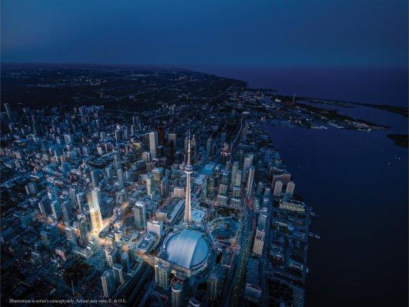 55 Mercer Condos Toronto 1