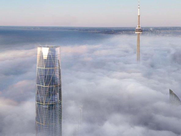 SkyTower at Pinnacle One Yonge Toronto 1