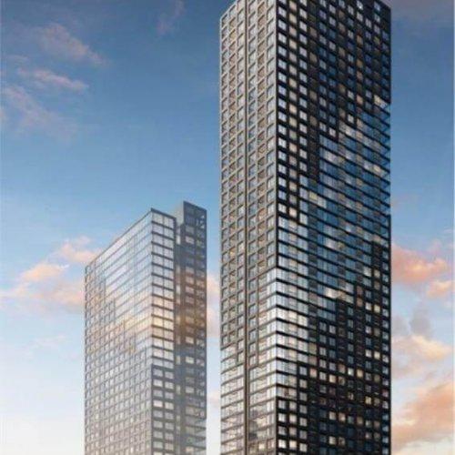 square one district condominiums rendering